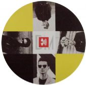 Depeche Mode - 'Individual Pictures' Round Sticker